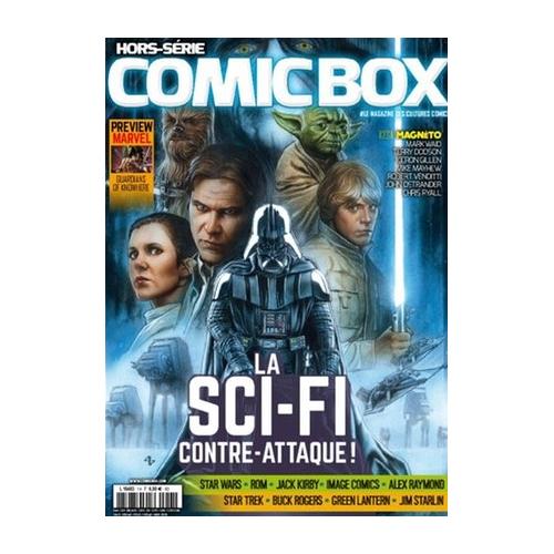 Comic Box Hors-Série Sci-FI (VF)