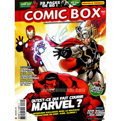 Comic Box n°69 (VF)