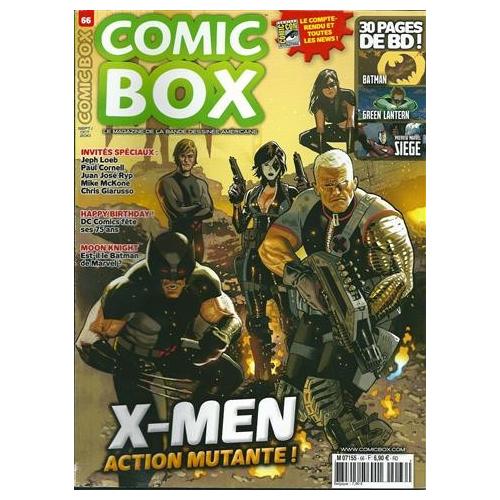 Comic Box n°66 (VF)