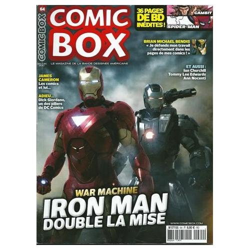 Comic Box n°64 (VF)