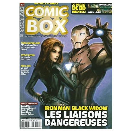 Comic Box n°63 (VF)