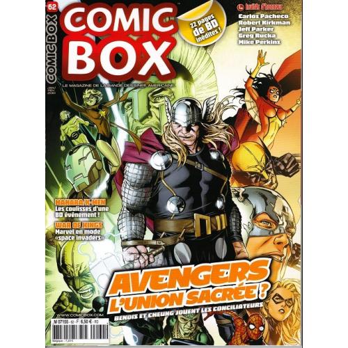 Comic Box n°62 (VF)