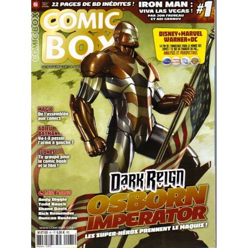 Comic Box n°61 (VF)