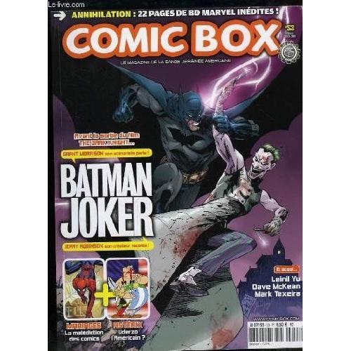 Comic Box n°53 (VF)