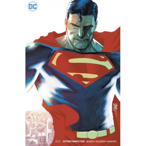 Action Comics 1001 Manapul Variant (VO)