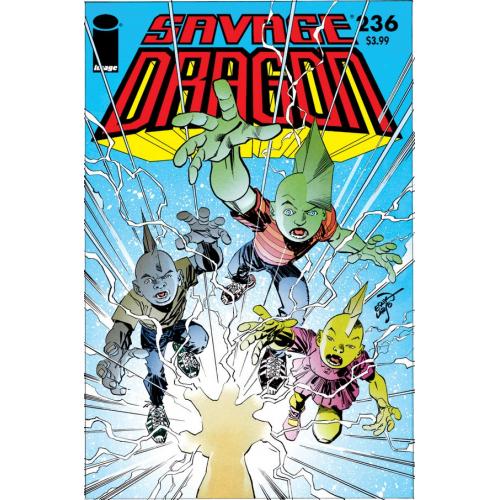 Savage Dragon 236 (VO)