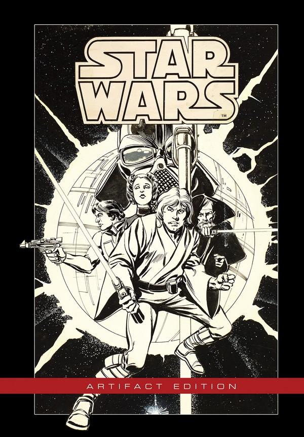 STAR WARS ARTIFACT ED HC (VO)