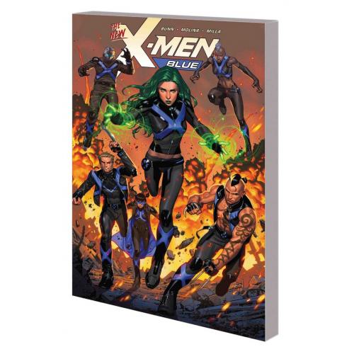 X-Men Blue Vol.4 TP Cry Havok (VO)