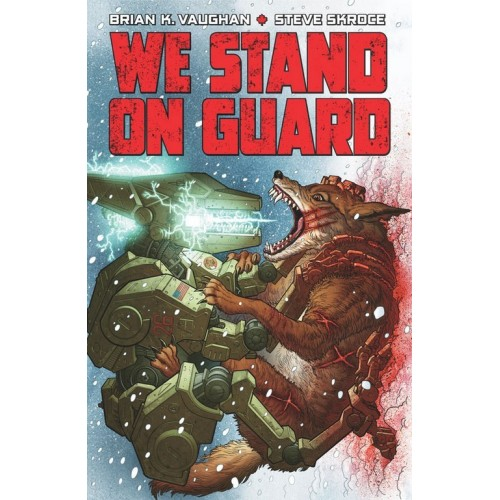 We Stand on Guard 4