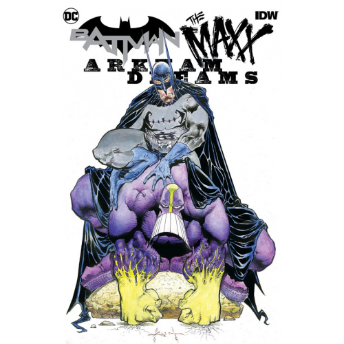 BATMAN - THE MAXX - ARKHAM DREAMS 1 (VO)