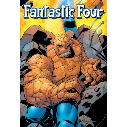 FANTASTIC FOUR BIRTH OF VALERIA 1 (VO)