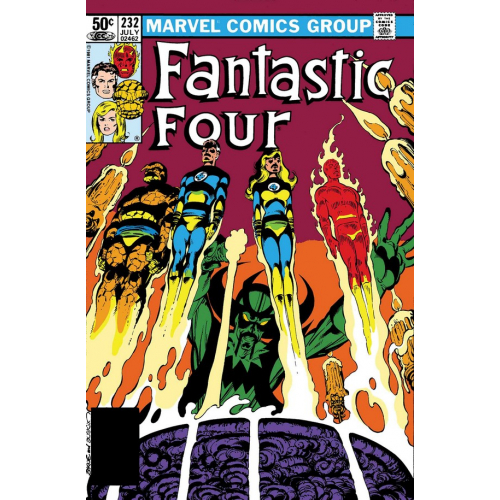 FANTASTIC FOUR BY JOHN BYRNE 1 (VO)