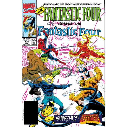 NEW FANTASTIC FOUR 1 (VO)
