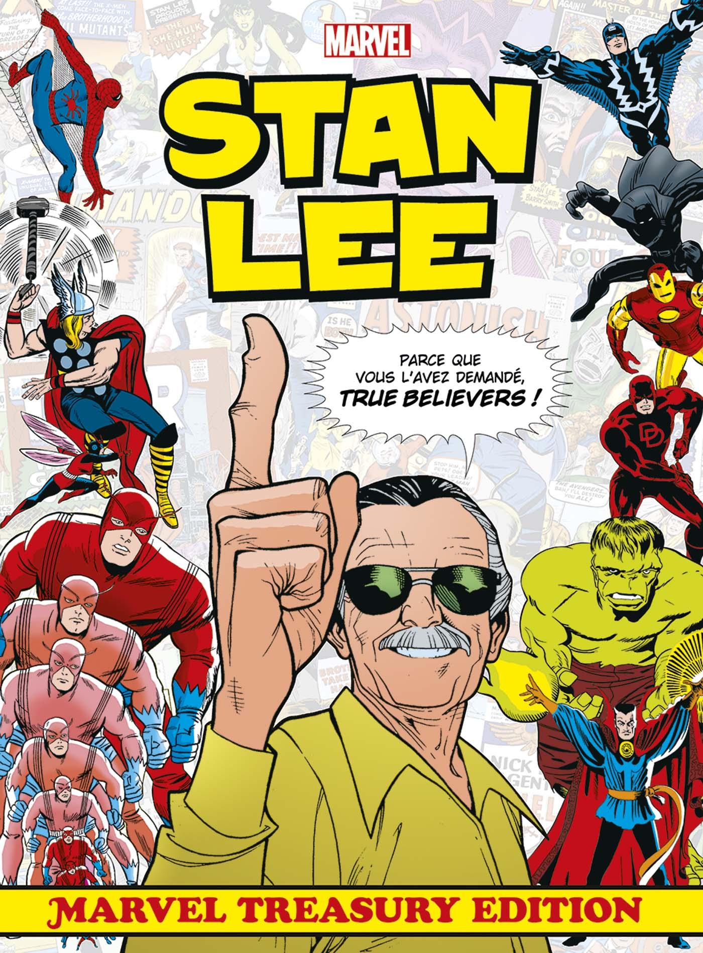Stan Lee Treasury Edition (VF)
