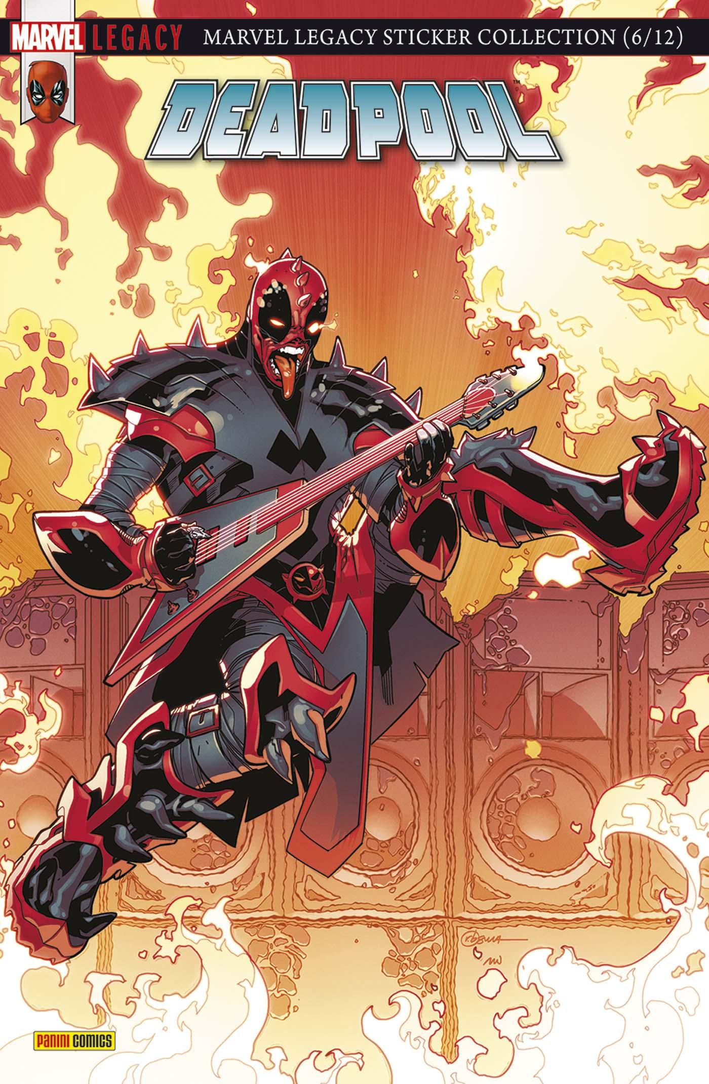 Marvel Legacy Deadpool n°2 (VF)