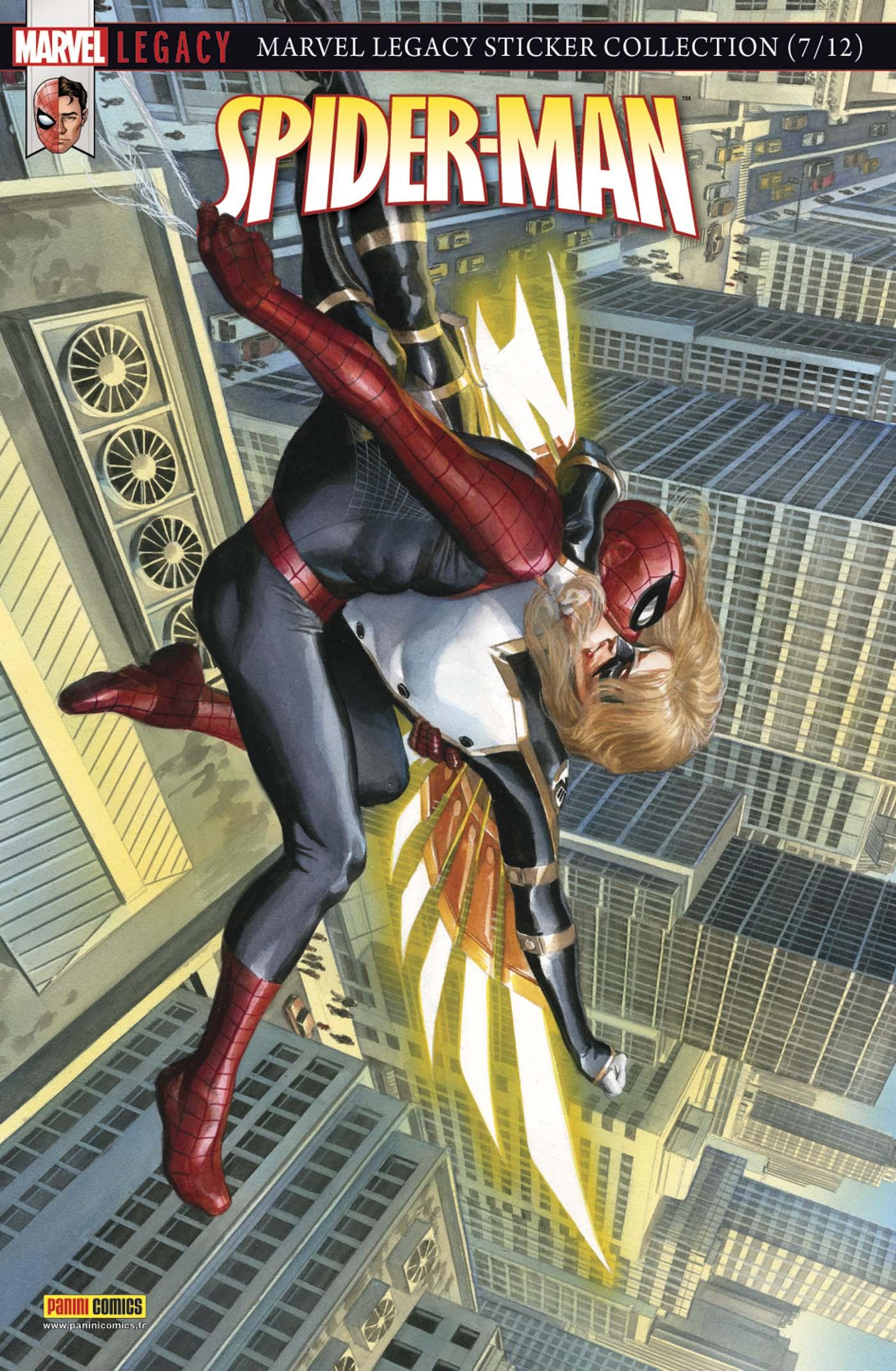 Marvel Legacy Spider-Man n°2 (VF)