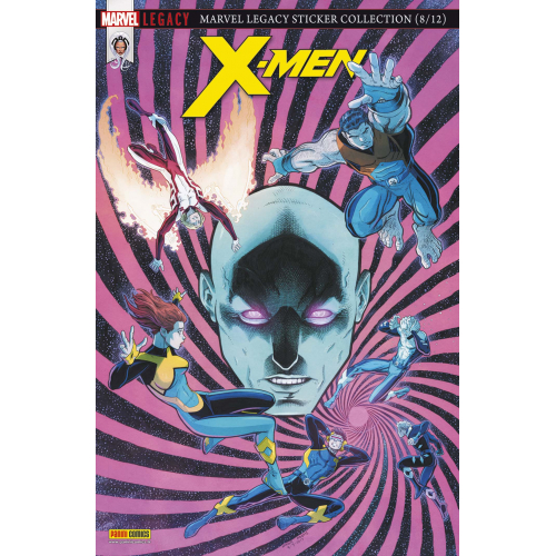 Marvel Legacy X-Men n°2 (VF)
