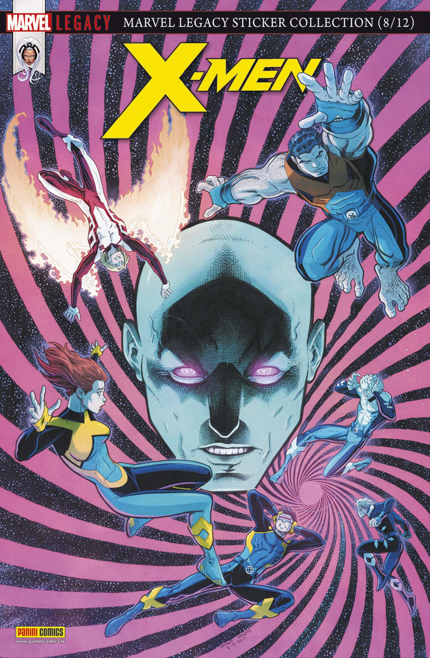 Marvel Legacy X-Men n°2 (VF)