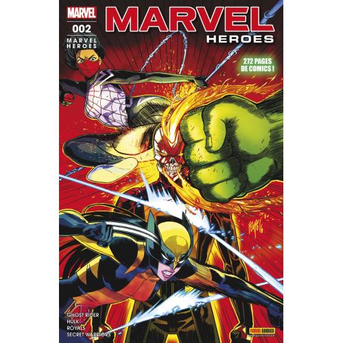 Marvel Heroes n°2 (VF)