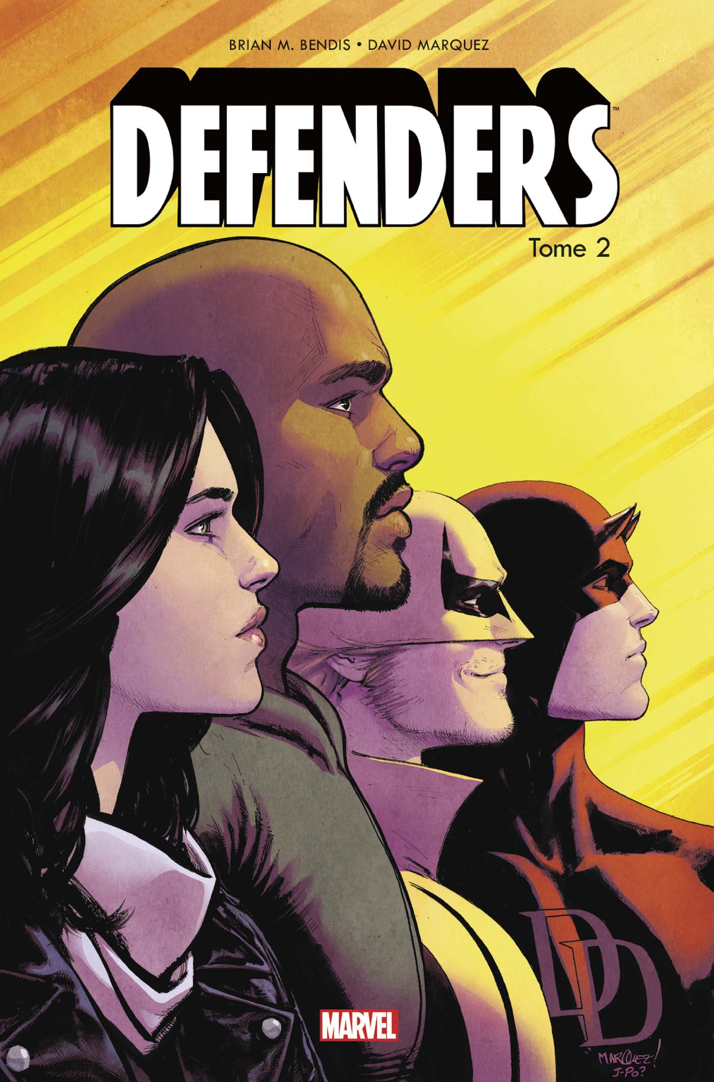 Defenders Tome 2 (VF)