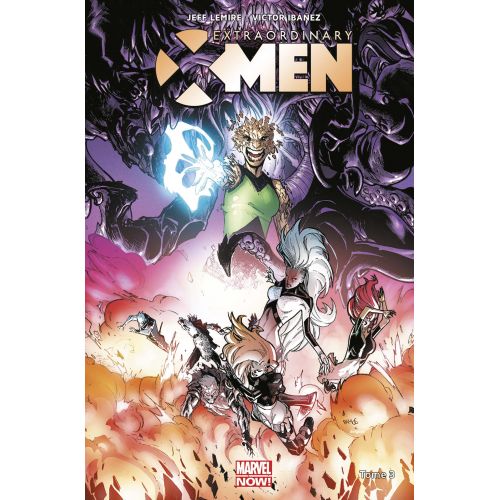 Extraordinary X-Men tome 3 (VF)