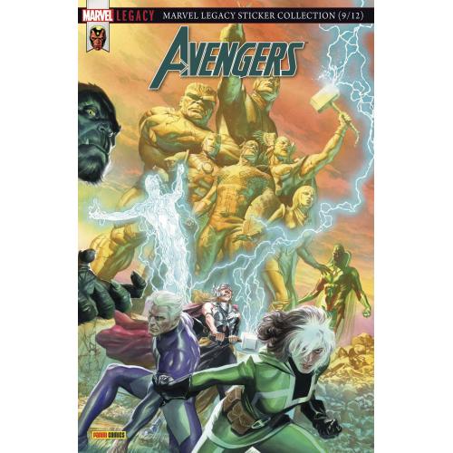 Marvel Legacy Avengers n°3 (VF)