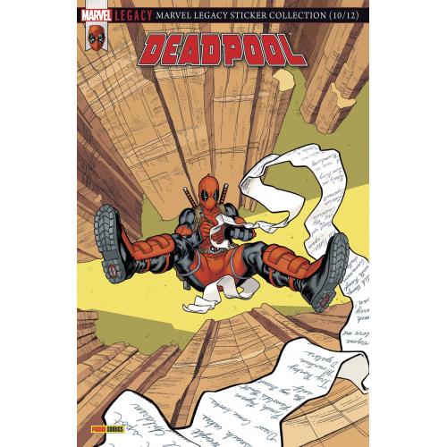 Marvel Legacy Deadpool n°3 (VF)