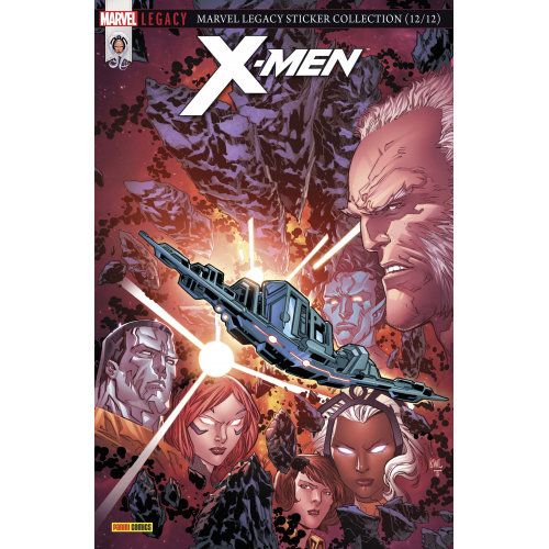 Marvel Legacy X-Men n°3 (VF)