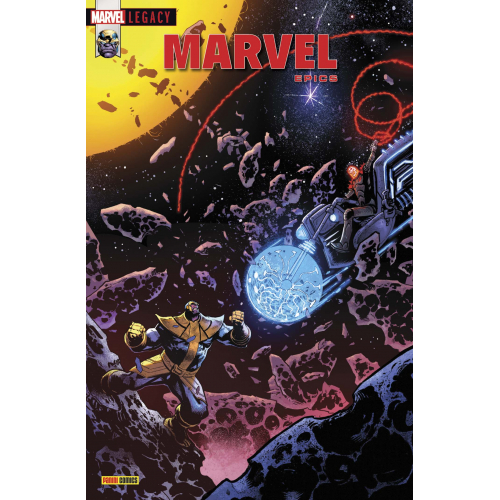 Marvel Legacy - Marvel Epics n°2 (VF)