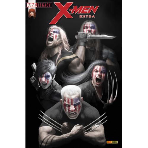 Marvel Legacy - X-Men Extra n°2 (VF)