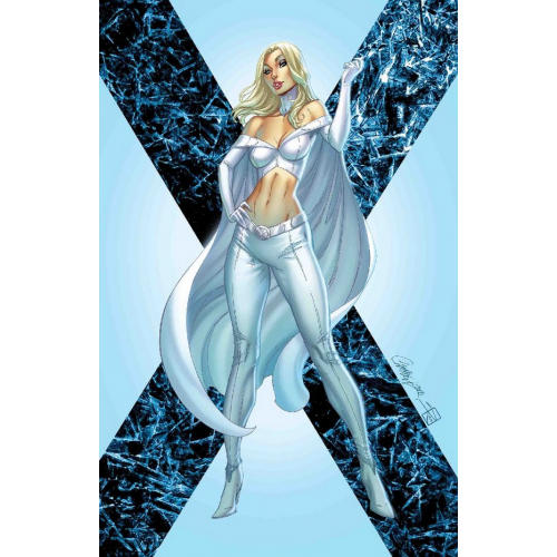 X-MEN BLACK – EMMA FROST 1 (VO) J. SCOTT CAMPBELL - CHRIS BACHALO