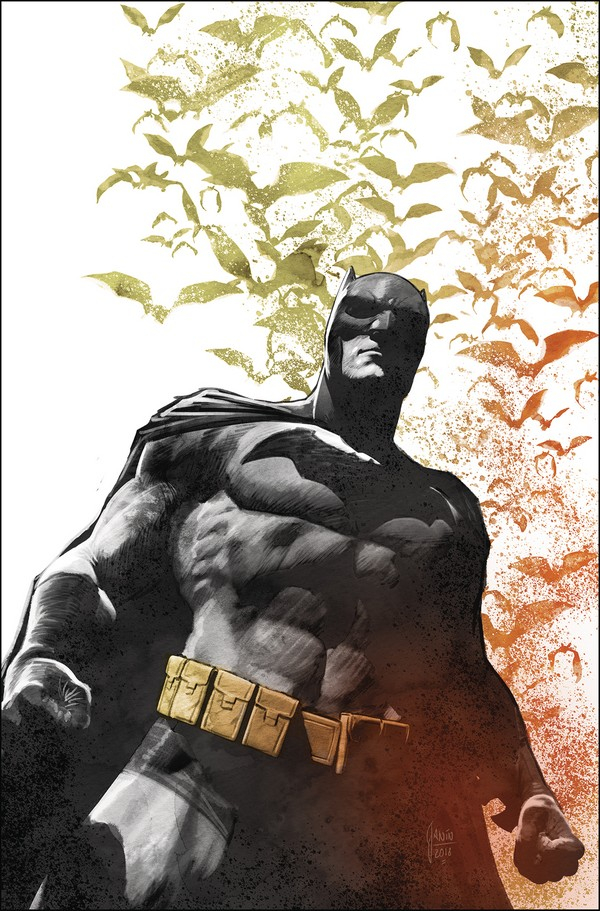 Batman Secret Files 1 (VO)