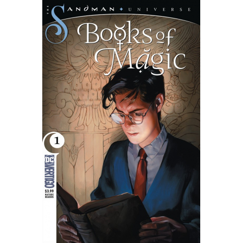 Books of Magic 1 (VO)