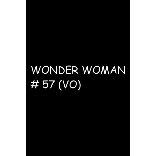Wonder Woman 57 (VO)
