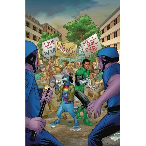 GREEN LANTERN HUCKLEBERRY HOUND SPECIAL 1(VO)