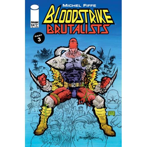 Bloodstrike 24 (VO)