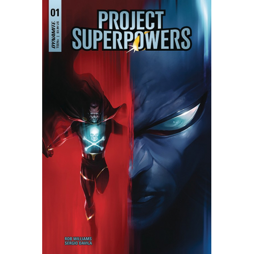 PROJECT SUPERPOWERS 1 COVER A MATTINA (VO)