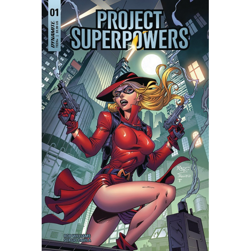 PROJECT SUPERPOWERS 1 COVER C ROYLE (VO)