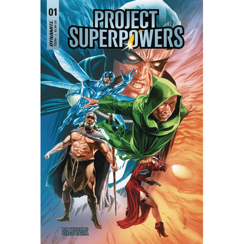 PROJECT SUPERPOWERS 1 COVER E JONES (VO)