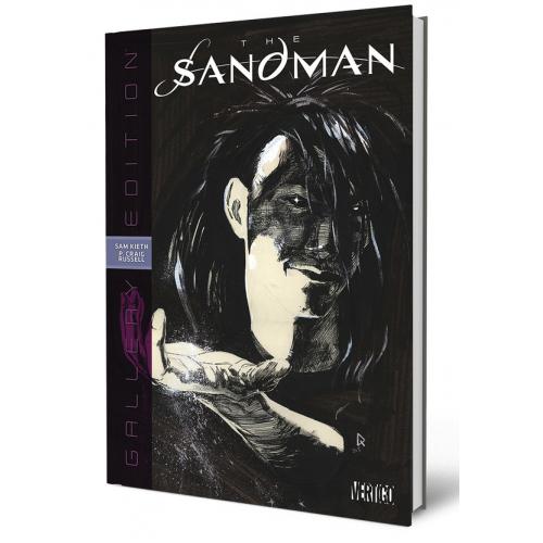 SANDMAN GALLERY ED HC (VO)