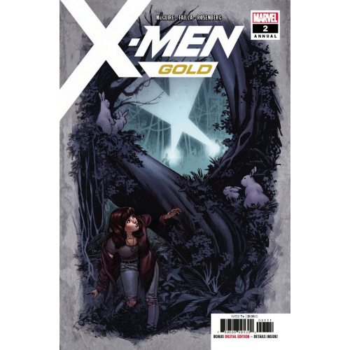 X-Men Gold Annual 2 (VO)