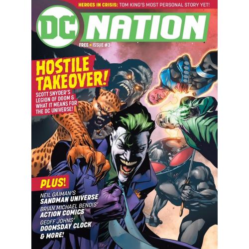 Offert DC NATION 3 Gratuit (VO)