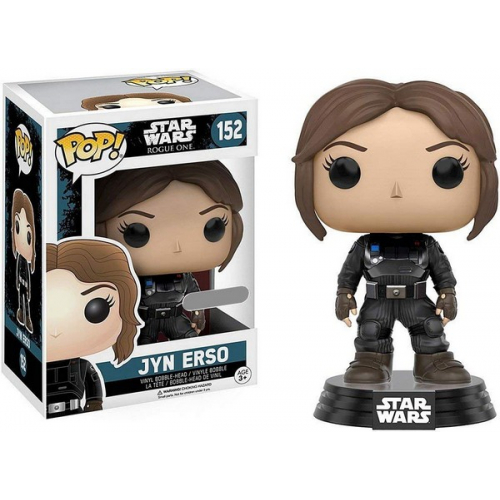 Funko Pop Star Wars Rogue One - Jyn Erso Imperial Disguise