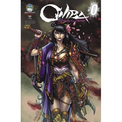 Oniba : Sword of the demon 0