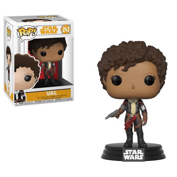 Funko Pop Star Wars Solo Val