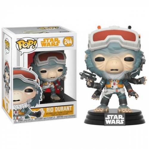 Funko Pop Star Wars Solo Rio Durant
