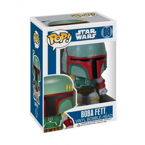 Funko Pop Star Wars Boba Fett