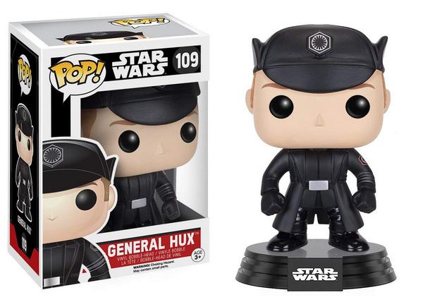 Funko Pop Star Wars General Hux
