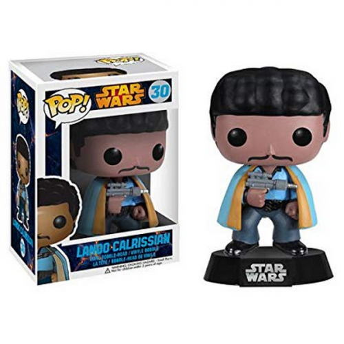 FUNKO POP Star Wars Lando Calrissian Film