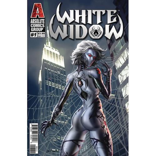 WHITE WIDOW 1 (VO) JAMIE TYNDALL
